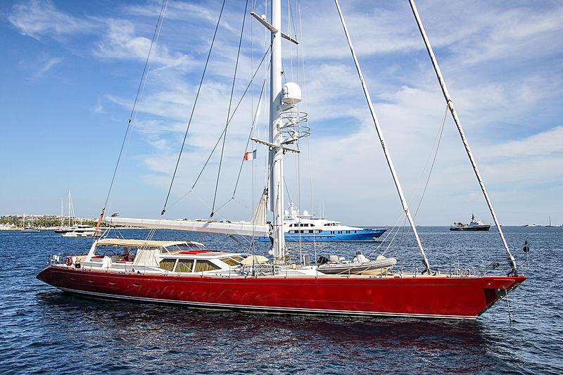 DELUSHA yacht Vitters