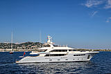 Nassima yacht in Cannes