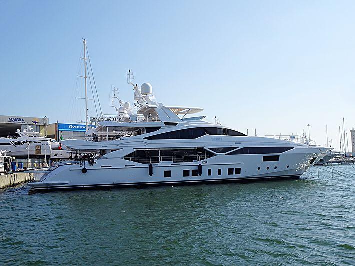 IRONMAN yacht Benetti