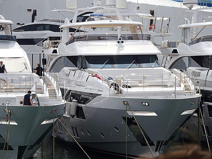 My Way yacht in Viareggio