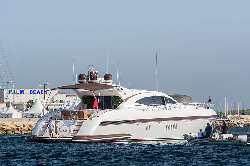 AGATA yacht Overmarine