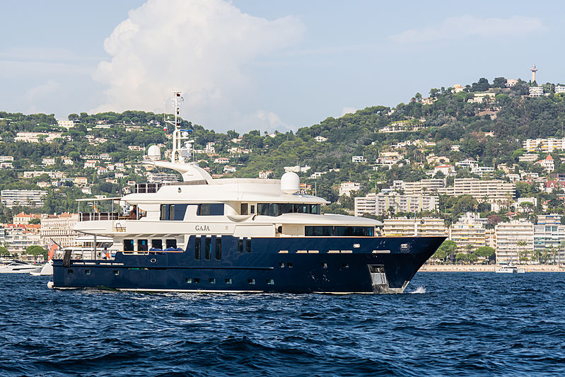GAJA yacht Hotchya