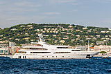 St. David yacht in Cannes