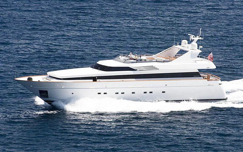 PARAM JAMUNA III yacht Cantieri di Pisa