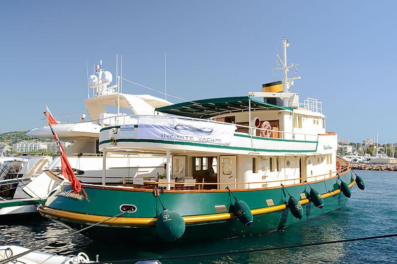 Maria Teresa yacht in Cannes
