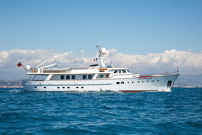 BEYOND yacht Lowland Yachts B.V.