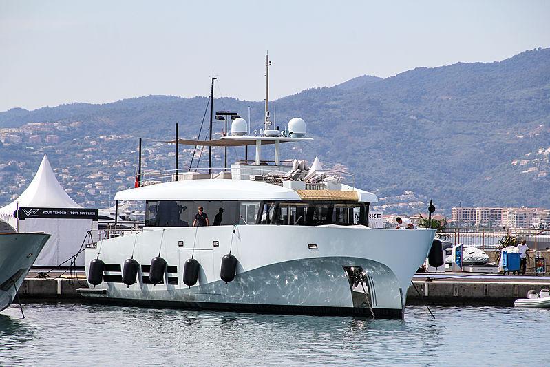 KANGA yacht Wally