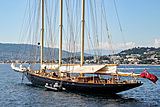 Atlantic yacht in Cannes