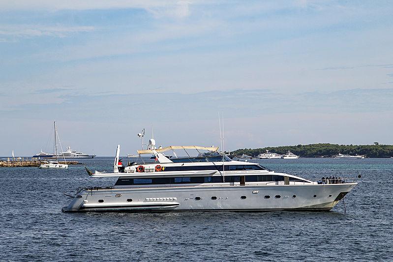 MISS CANDY yacht Versilcraft