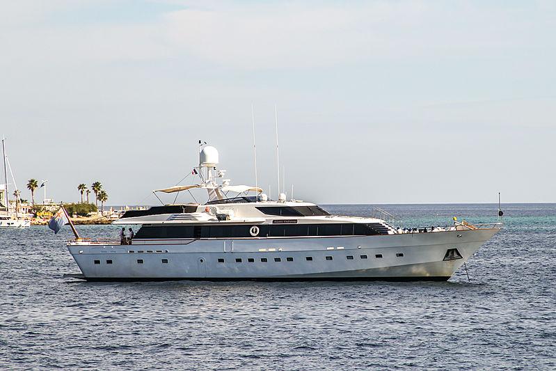 ATLANTIC ENDEAVOUR yacht W.A. Souter & Sons