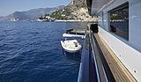 Forwin yacht sidedeck