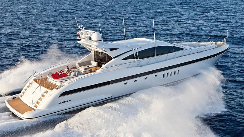 KAWAI  yacht Overmarine