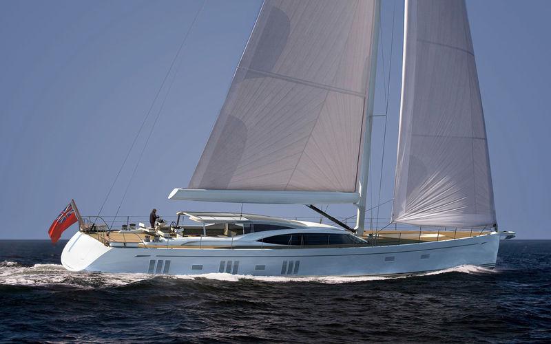 ARCHELON yacht Oyster