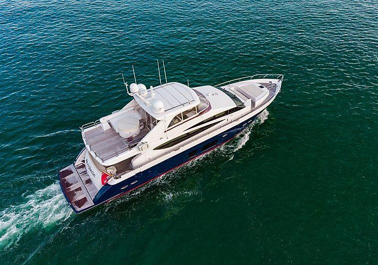 Princess 85 yacht Stephanie