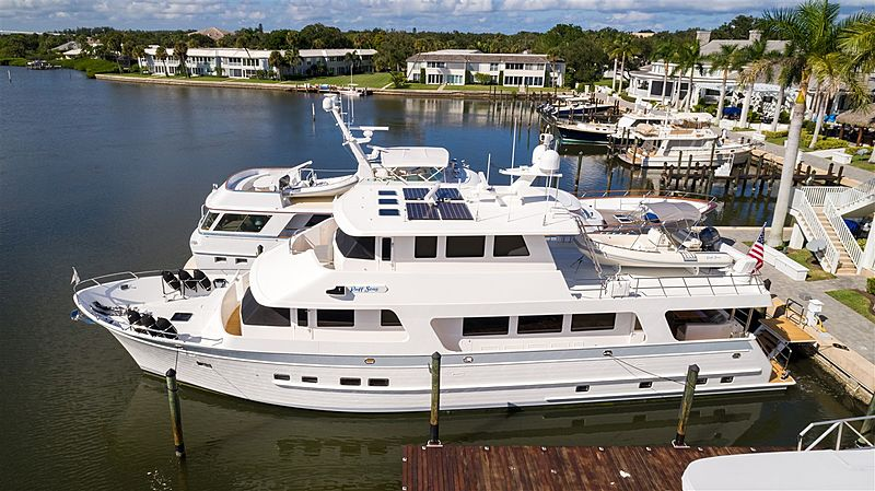 RUFF SEAS yacht Outer Reef Yachts