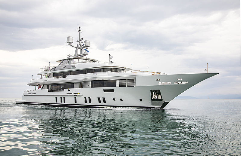 ELALDREA+ yacht Benetti