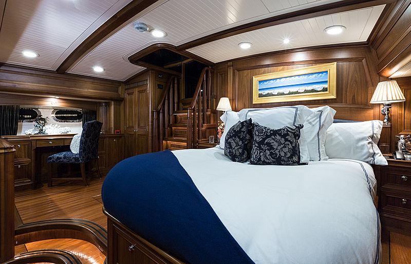 Marae master cabin