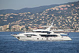 Wabash Yacht Motor yacht