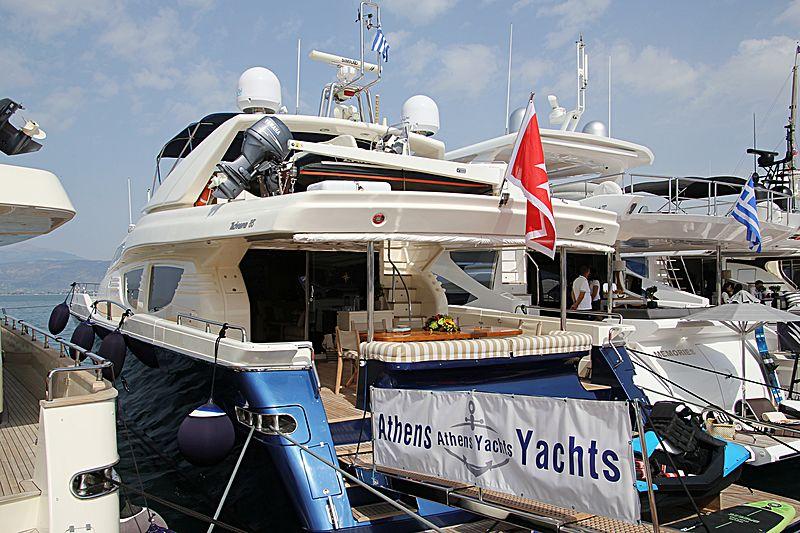 MYTHOS yacht Cantieri Navali Rizzardi