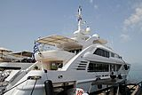 Oasis yacht in Nafplion