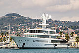 Fountainhead yacht in Imperia