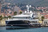 Predator yacht in Imperia