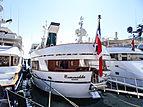 Esmeralda yacht in Monaco