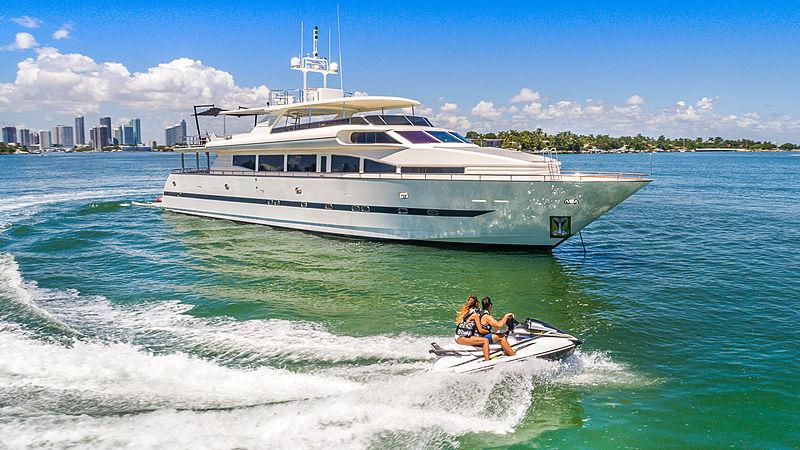 NIRVANA  yacht Horizon