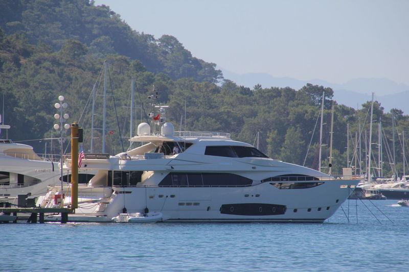 ARGENTO S yacht Custom Line