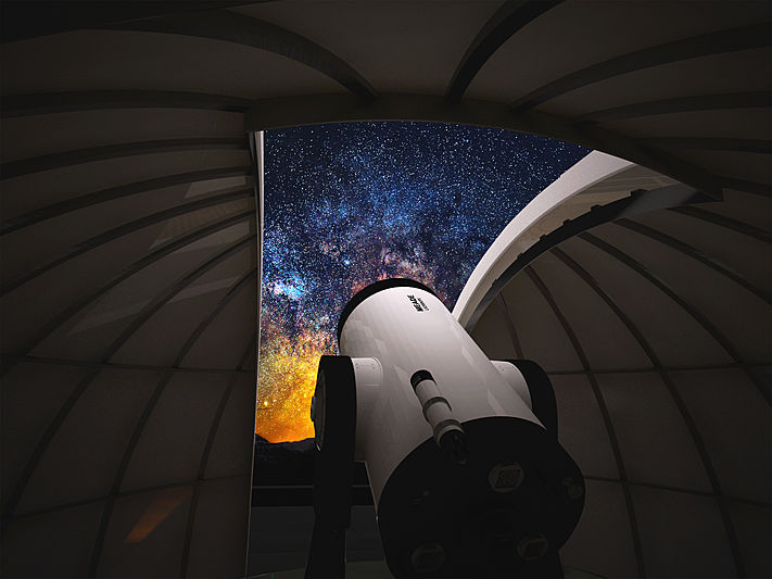 Project Beyond - Telescope
