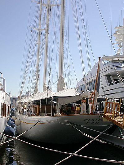Xarifa yacht in Monaco