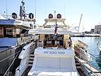 Happy Blue Too Yacht Ferretti Yachts