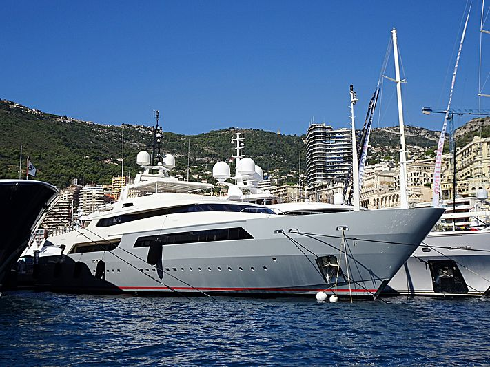 Vicky yacht in Monaco