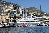 Fortunate Sun yacht in Monaco