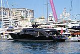 Freedom yacht in Monaco