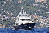 Ninkasi yacht off Monaco
