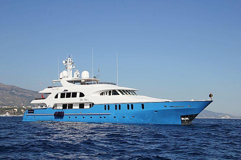 Dr. No No yacht off Monaco