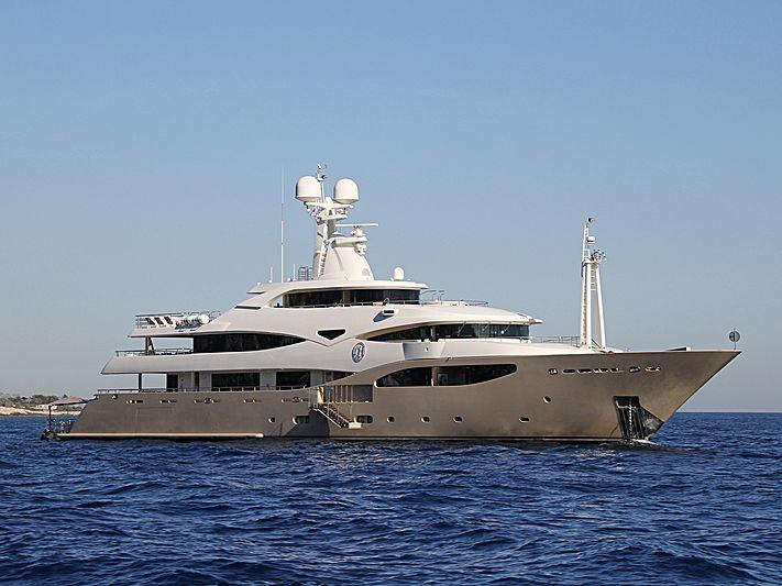 LIGHT HOLIC yacht CRN