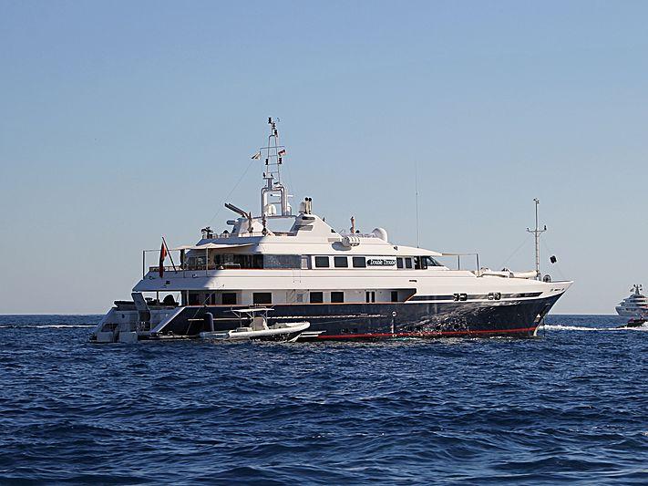 Double Trouble yacht in Monaco