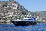 Mischief yacht off Monaco