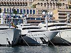 St. David yacht in Monaco