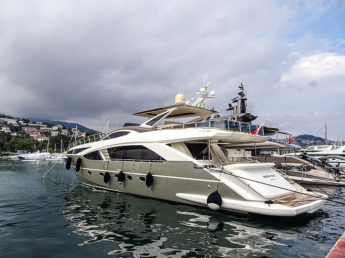 DEBRA ONE  yacht Permare