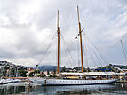 Eleonora E yacht in San Remo