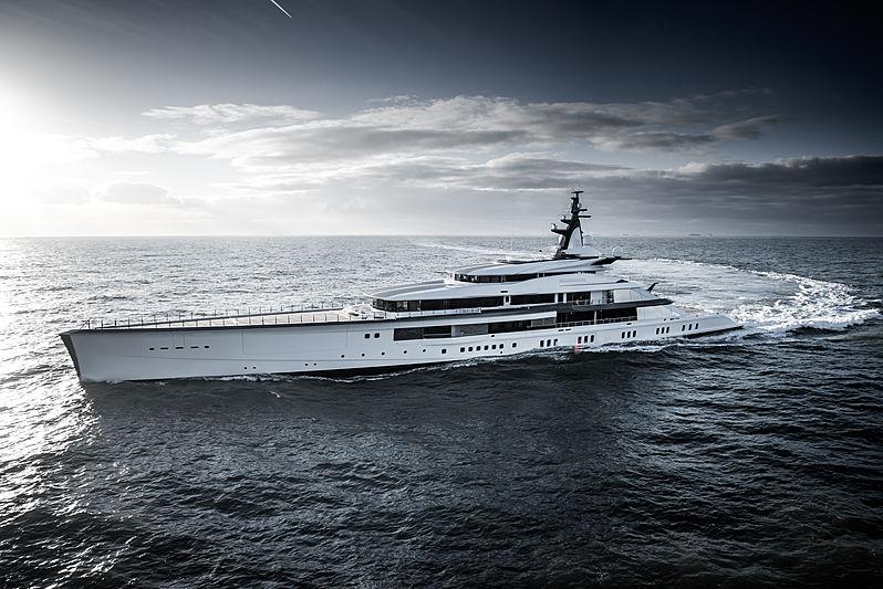 Bravo motor yacht Y718 by Oceanco