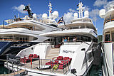 Home yacht in Antigua