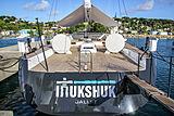 Inukshuk Yacht Adam Lay Studio