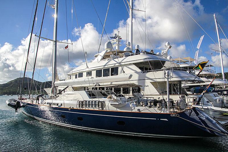 KAWIL yacht Derecktor