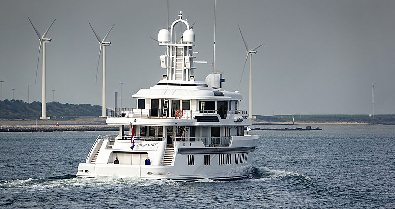 Promise yacht by Feadship