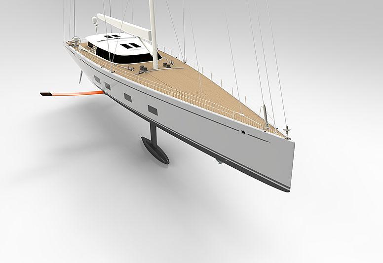 Baltic 142 Canova foil system renderings