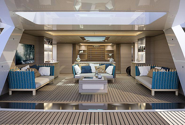 Baglietto 10231 interior design